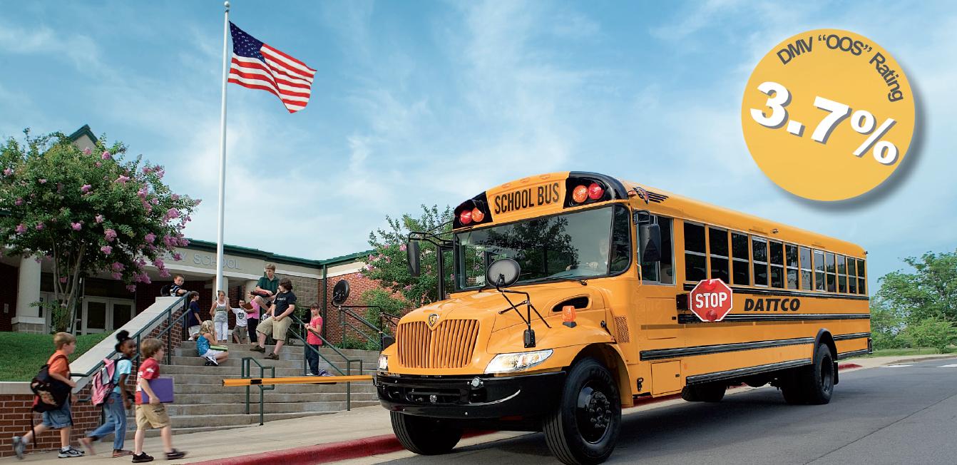 DATTCO School Bus